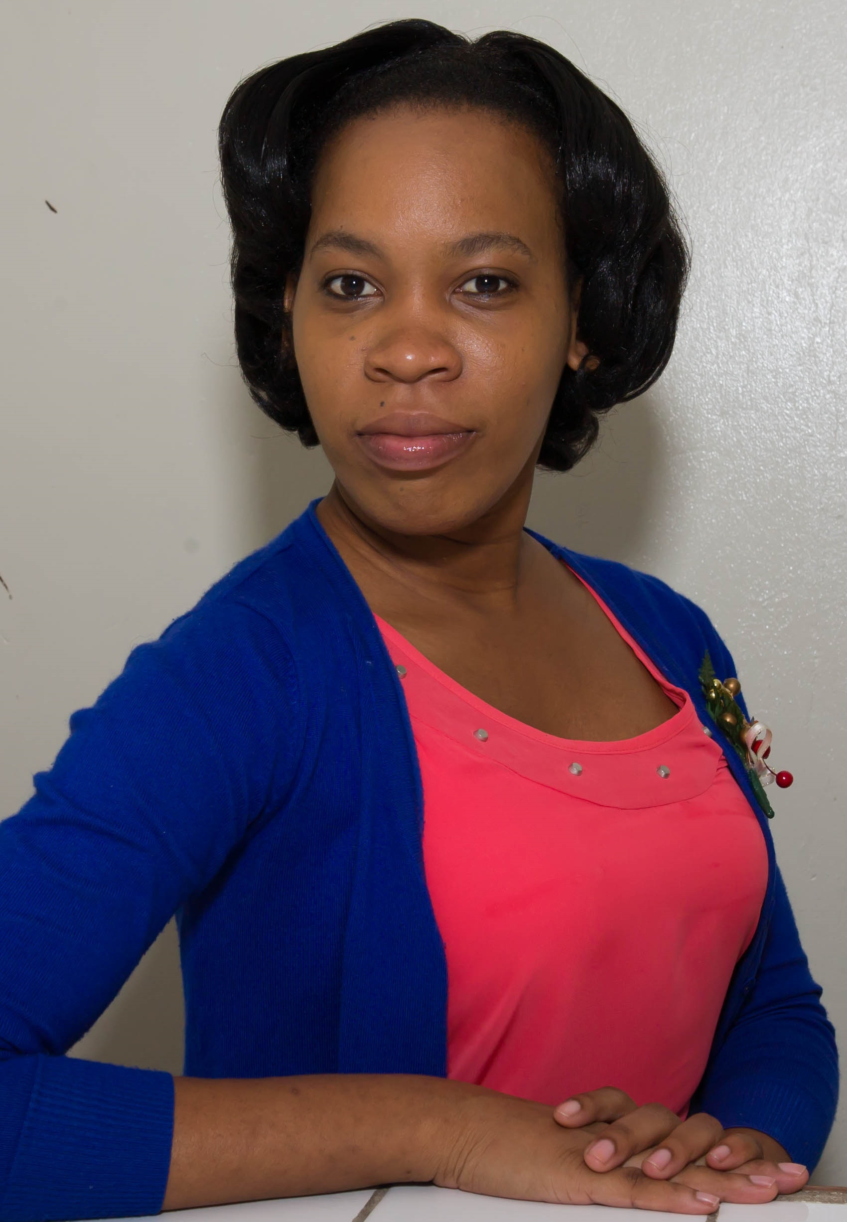 Shenelle Antoine : Teacher