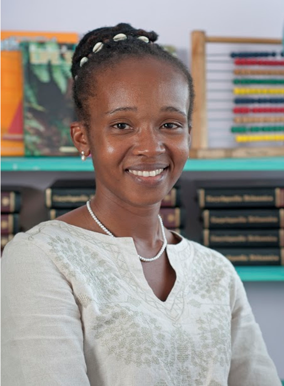 Mariza K. James : Supervisor