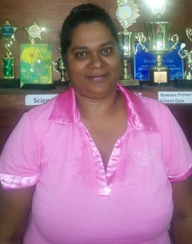 Leelawattie Parke : Ancillary Staff