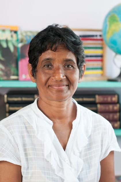 Sarojeni Persaud : Teacher
