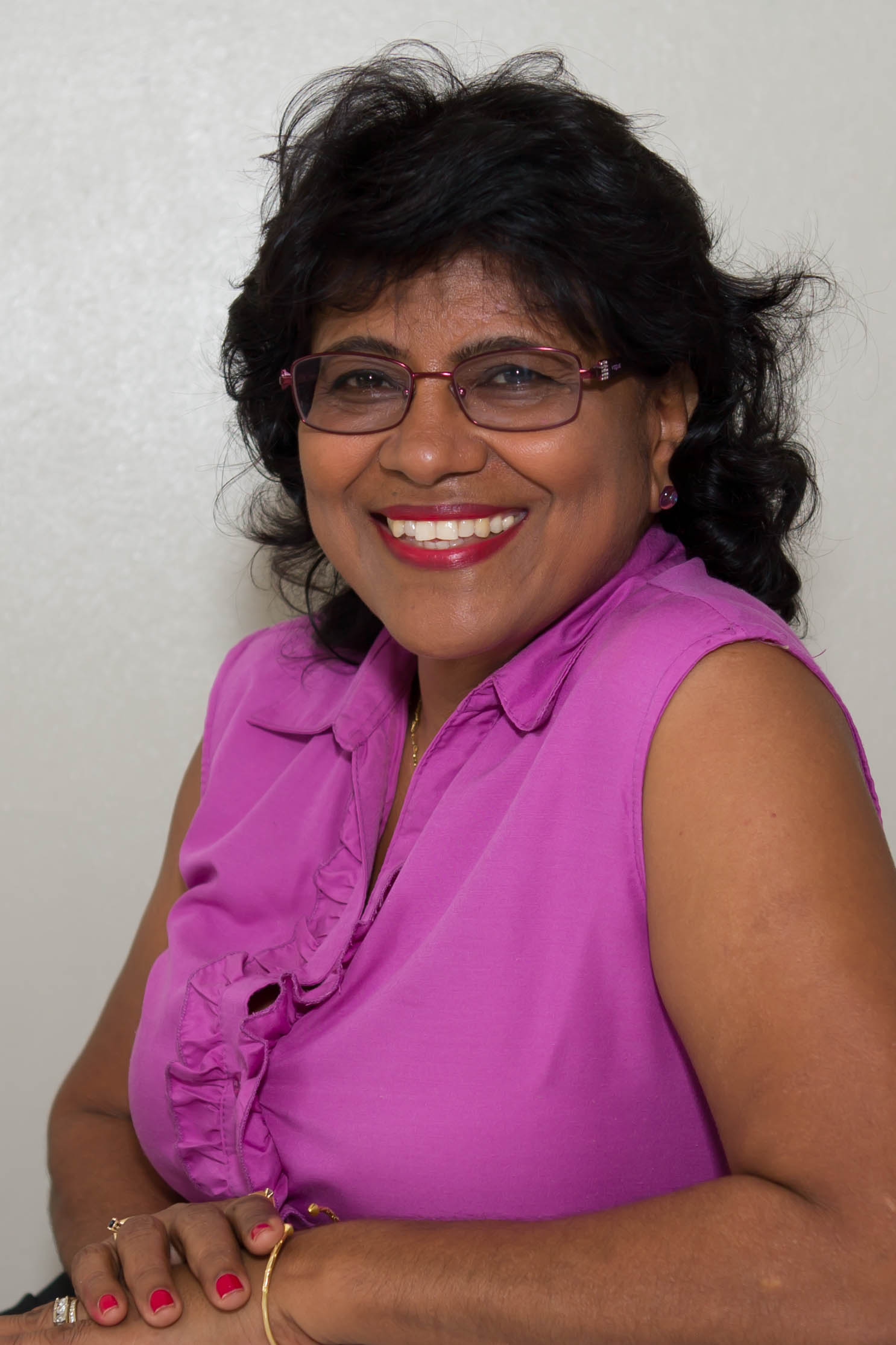 Rajkumari Eleazer : Teacher