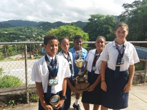Team Grenada Has Won Again!